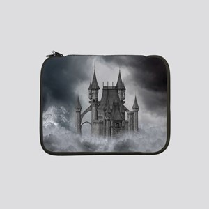 "dc_Dinner Placemats_1184_H_F 13"" Laptop Sleeve"