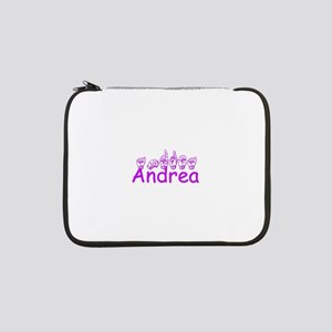 "Andrea in ASL 13"" Laptop Sleeve"