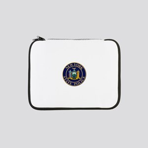 "Police for the state of New York 13"" Laptop Sleeve"