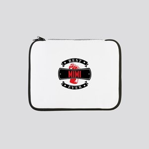 "Best Mimi Ever 13"" Laptop Sleeve"