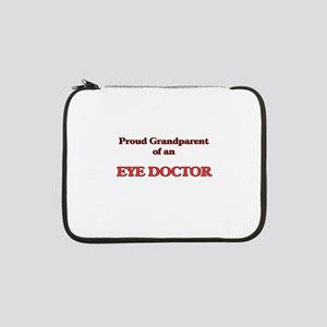 "Proud Grandparent of a Eye Docto 13"" Laptop Sleeve"