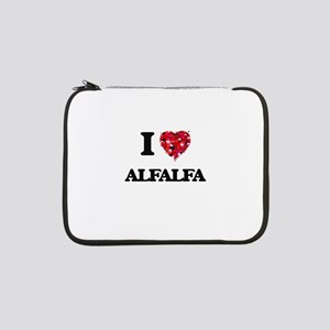 "I Love Alfalfa 13"" Laptop Sleeve"