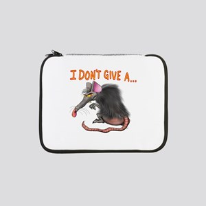 "I Don't give a rats ass... 13"" Laptop Sleeve"