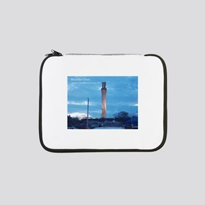 "Pilgrim Monument, Ptown 13"" Laptop Sleeve"