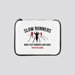 "Slow Runners 13"" Laptop Sleeve"