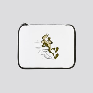 "Fast Road Runner fox 13"" Laptop Sleeve"