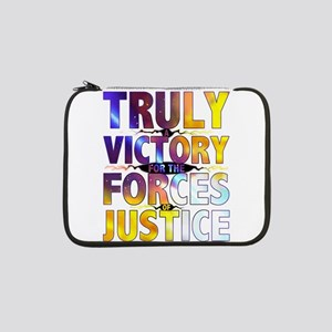 "JUSTICE 13"" Laptop Sleeve"