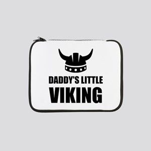 "Daddy's Little Viking 13"" Laptop Sleeve"