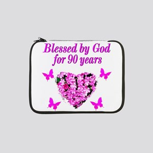 "CHRISTIAN 90 YR OLD 13"" Laptop Sleeve"