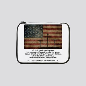 "Defining Forces 13"" Laptop Sleeve"