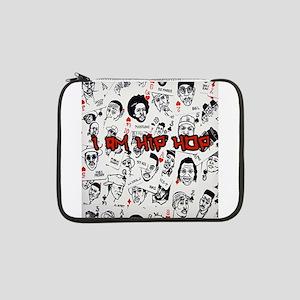 "hiphopcards 13"" Laptop Sleeve"