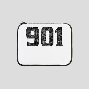 "901 Memphis Area Code 13"" Laptop Sleeve"