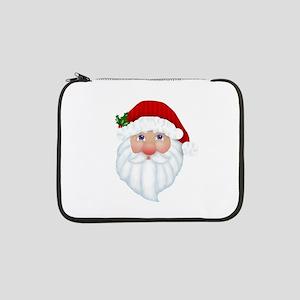 "Santa Claus 13"" Laptop Sleeve"