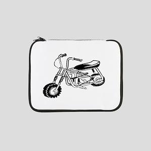 "Minibike 13"" Laptop Sleeve"