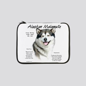 "Alaskan Malamute 13"" Laptop Sleeve"