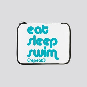 "swim solo 13"" Laptop Sleeve"