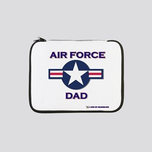 "AIR FORCE DAD 13"" Laptop Sleeve"