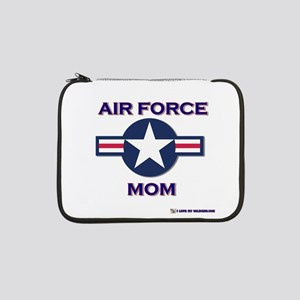"AIR FORCE MOM 13"" Laptop Sleeve"