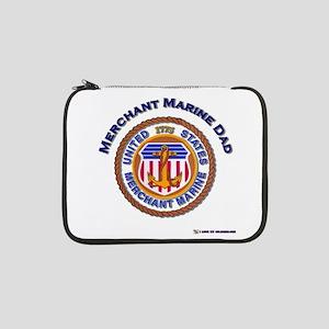 "merchant Marine dad 13"" Laptop Sleeve"