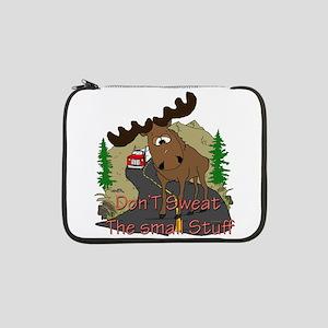 """Moose fun 13"""" Laptop Sleeve"""