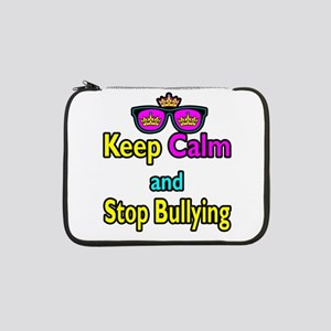 """Crown Sunglasses Keep Calm And Stop Bullying 13"""" L"""