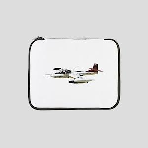 "A-37 Dragonfly Aircraft 13"" Laptop Sleeve"