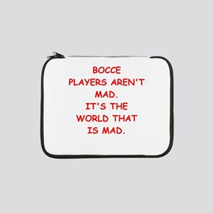 "BOCCE 13"" Laptop Sleeve"