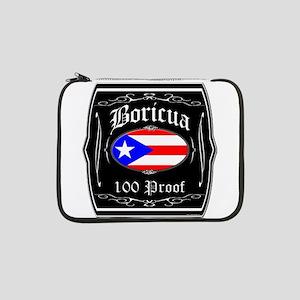 "Boricua 100 Proof 13"" Laptop Sleeve"