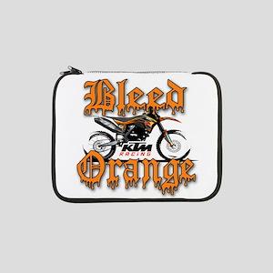 "BleedOrange 13"" Laptop Sleeve"