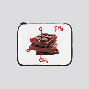 "Chocolate Chemistry 13"" Laptop Sleeve"