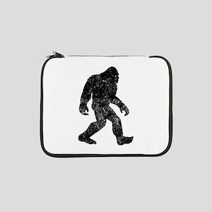 "Bigfoot Silhouette 13"" Laptop Sleeve"