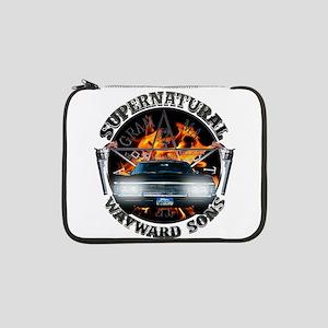 "Supernatural Wayward Sons silver 13"" Laptop Sleeve"