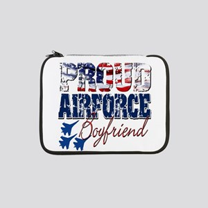 "ProudAirForceBoyfriend 13"" Laptop Sleeve"