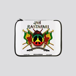"Jah Rastafari 13"" Laptop Sleeve"