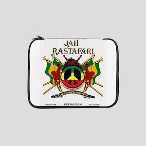 "Jah Rastafari 13"" Laptop Sleeve"