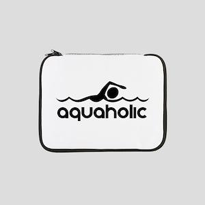 """Aquaholic 13"""" Laptop Sleeve"""