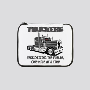 "Truckers-Terrorizing The Public, 13"" Laptop S"