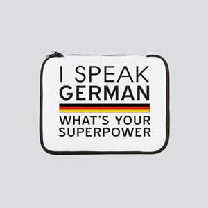 "I speak German what's your superpower 13"" Laptop S"