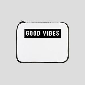 "Good Vibes 13"" Laptop Sleeve"