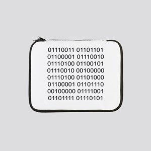 """Smarter than You 13"""" Laptop Sleeve"""