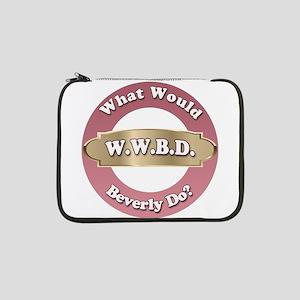 "WWBD-Beverly 13"" Laptop Sleeve"
