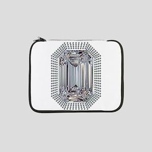 "Diamond Pin 13"" Laptop Sleeve"