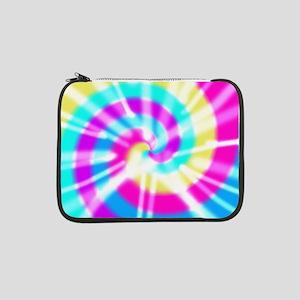 "Tye Dye Pattern 13"" Laptop Sleeve"