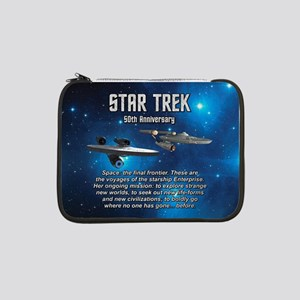 """50TH FINAL FRONTIER 13"""" Laptop Sleeve"""