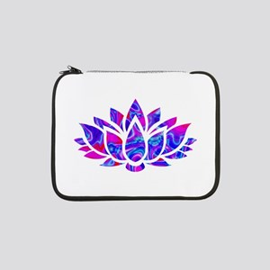 "Lotus flower 13"" Laptop Sleeve"