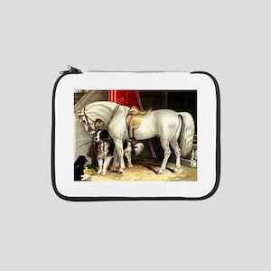 """White Horse 13"""" Laptop Sleeve"""