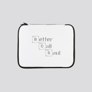 "better-call-saul-breaking-gray 13"" Laptop Sleeve"