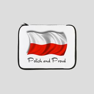 "polish and proud2 13"" Laptop Sleeve"