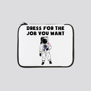 "Dress For The Job You Want 13"" Laptop Sleeve"