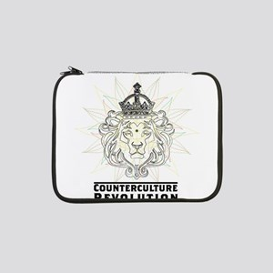 "Counterculture Revolution4 13"" Laptop Sleeve"